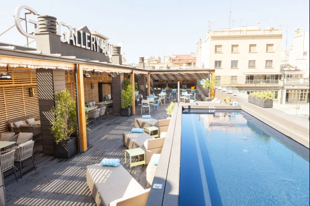 Gallery Hotel Barcelona, 4* Sup