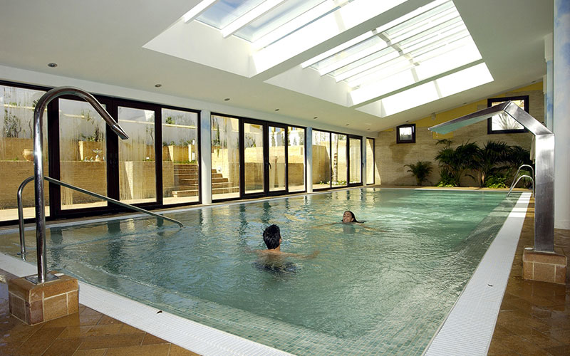 Indoor pool at Hotel Soho Boutique Vistahermosa, Andalusia, Cúrate Trips