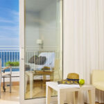 Room with sea view at Hotel La Terrassa & Spa in Roses, Cúrate Trips