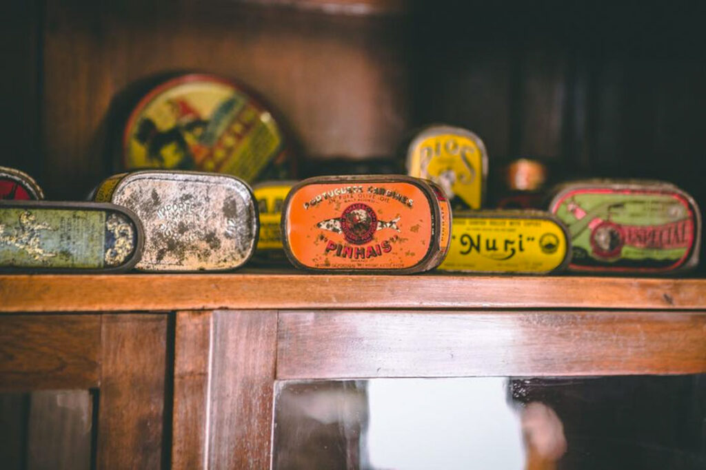 Canned fish in Portugal, new luxury food by Cúrate Trips