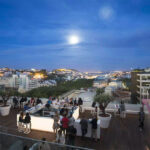 Admire Lisbon from the Sky Bar at Tivoli hotel with CÚRATE Trips