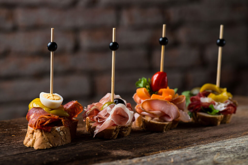 Best pintxos in Basque Country are a religion with CÚRATE Trips