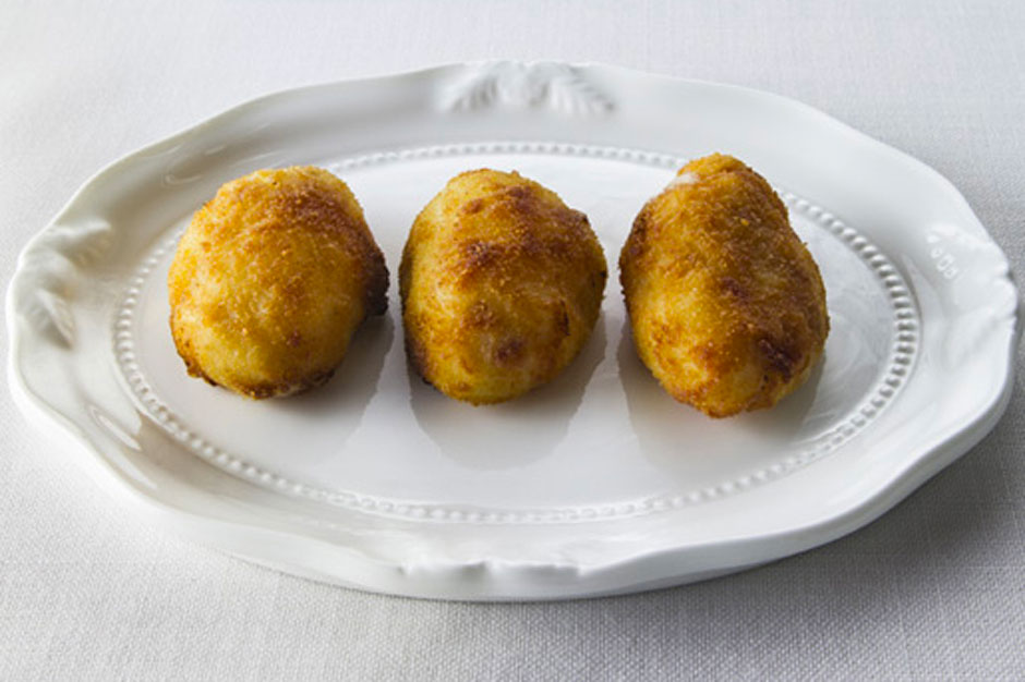 Croquettes recipe by Casa Marcial