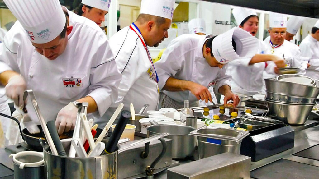 Kings of Pastry (2009): 10 best food & wine movies of all times