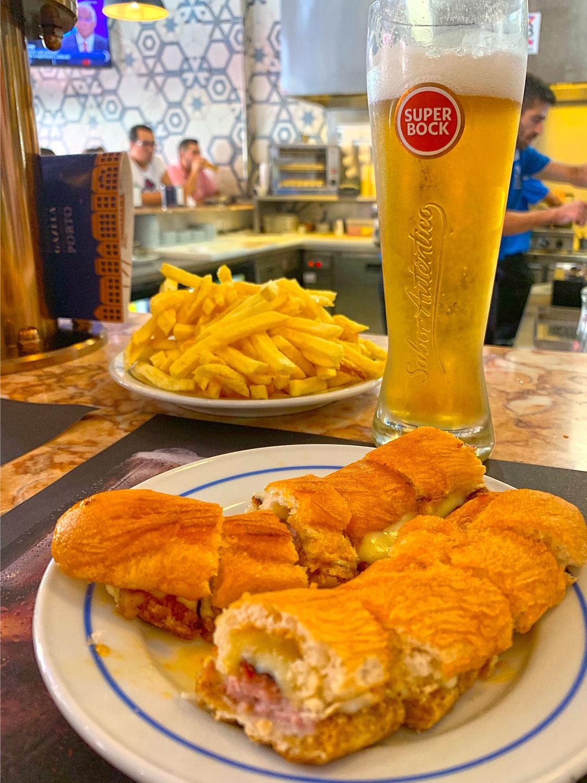 Cachorro, iconic snack food in Porto, Portugal, CÚRATE Trips