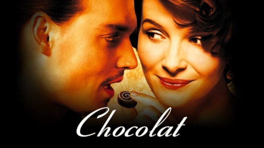 Chocolat, one of the best Food and Wine movies by CÚRATE Trips