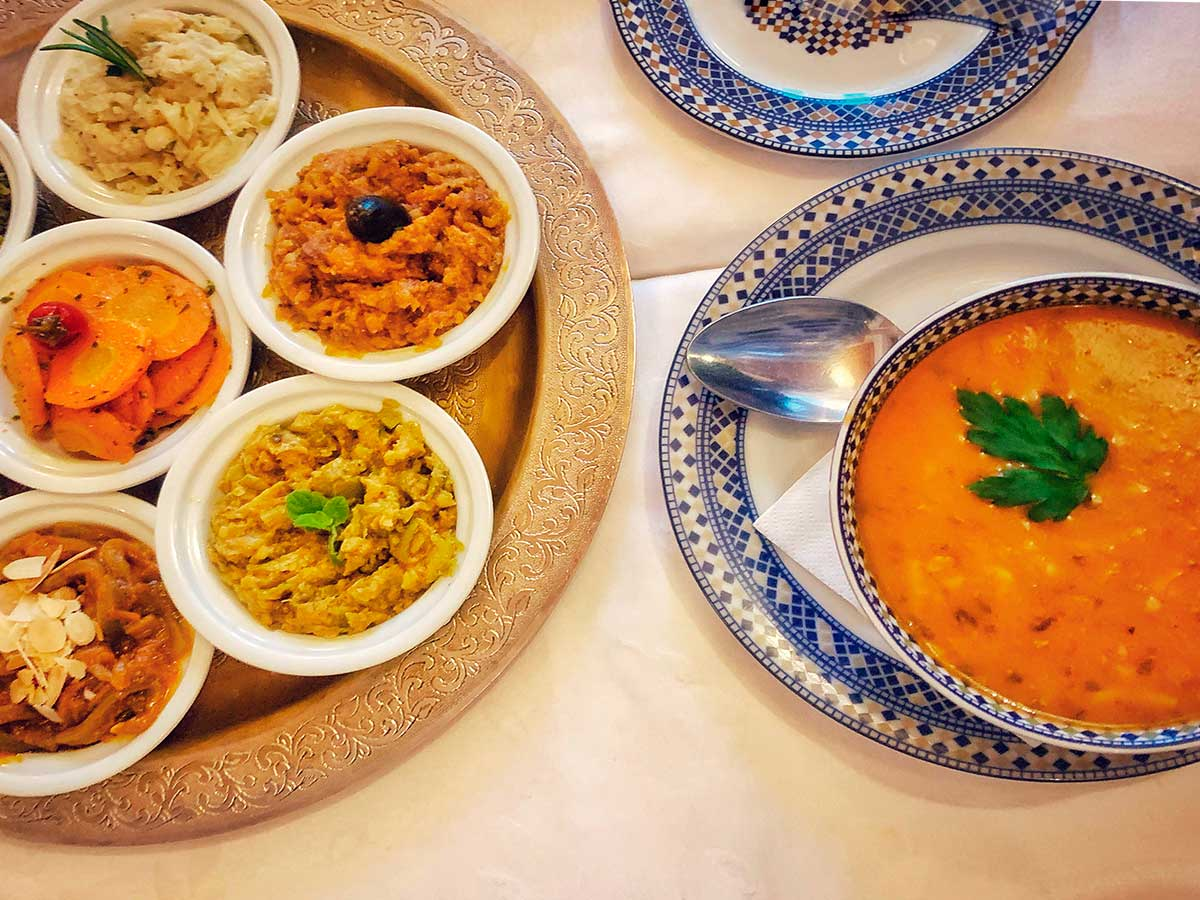 Moroccan food is one reason to travel to Morocco, CÚRATE Trips