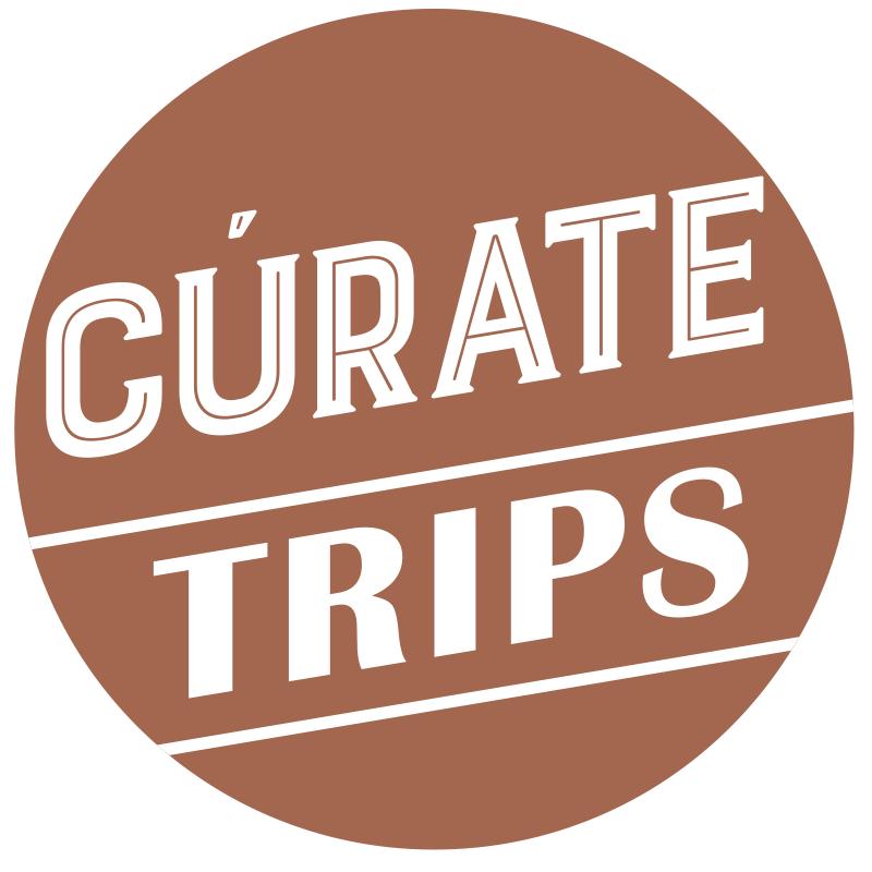 CurateTrip roundlogo red