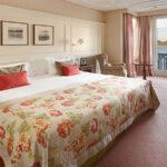 Cozy rooms at Hotel de Londres y de Inglaterra in San Sebastian, Cúrate Trips
