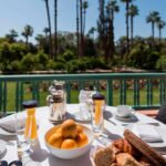 Indulge yourself while in Marrakech staying at La Mamounia, Paladar y Tomar
