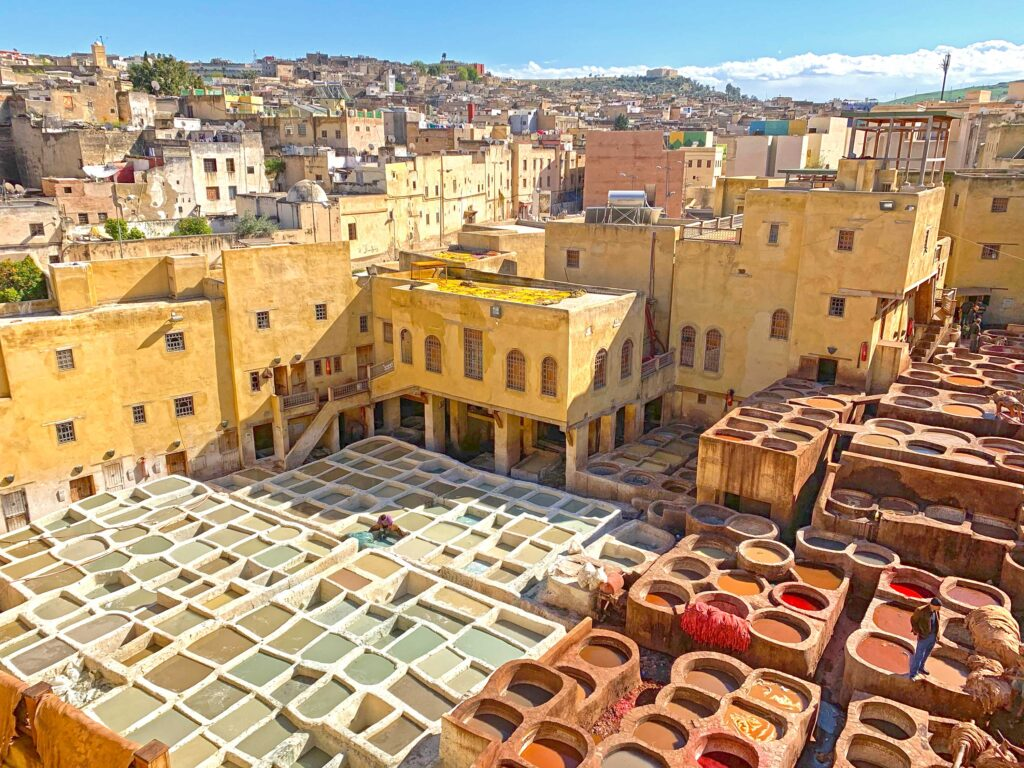 No traveler to Morocco should miss a private tour of Fez, an intimate journey by Paladar y Tomar