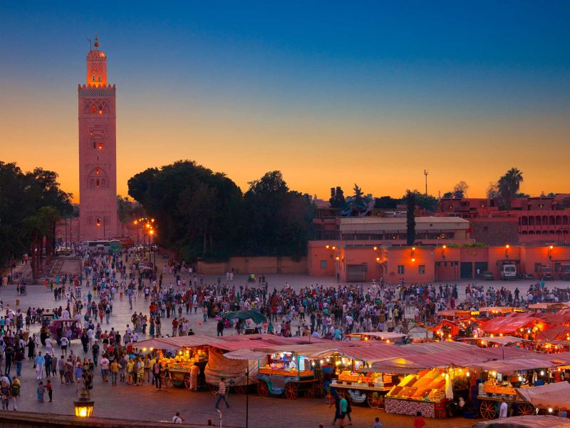 Explorer the best of Marrakech with Cúrate Trips by Paladar y Tomar